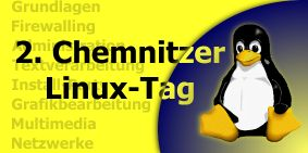 2nd Chemnitzer Linux-Tag