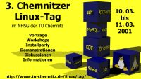 3rd Chemnitzer Linux-Tag
