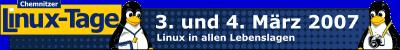 Chemnitzer Linux-Tage - 3. und 4. Maerz 2006