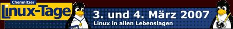 Chemnitzer Linux-Tage - 3. und 4. Maerz 2007