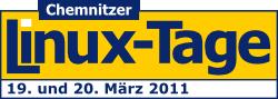 Linux-Tage Logo 2011