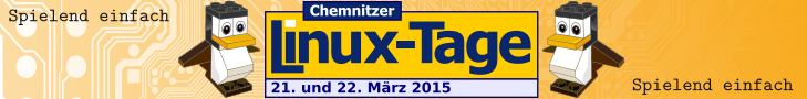 Banner Chemnitzer Linuxtage