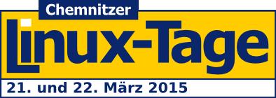 Chemnitzer Linux-Tage 2015 - 21. und 22. März 2015