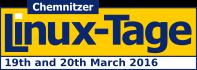 Linux-Tage Logo 2016
