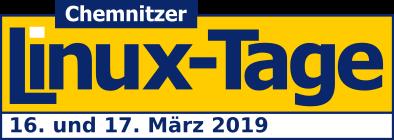 Chemnitzer Linux-Tage Logo