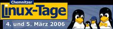 Chemnitzer Linux-Tage 2006 - 4. und 5. März 2006