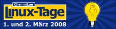 Chemnitzer Linux-Tage 2008 - 1. und 2. März 2008