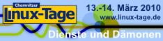 Chemnitzer Linux-Tage 2010 - 13. und 14. März 2010