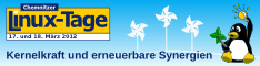 Chemnitzer Linux-Tage 2012 - 17. und 18. März 2012