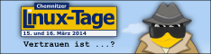 Chemnitzer Linux-Tage 2014 - 15th and 16th March 2014