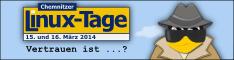 Chemnitzer Linux-Tage 2014 - 15. und 16. März 2014