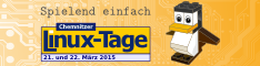 Chemnitzer Linux-Tage 2015 - 21st and 22nd March 2015