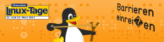 Chemnitzer Linux-Tage 2017 - 11. und 12. März 2017