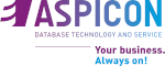 Sponsoren-Logo: ASPICON GmbH