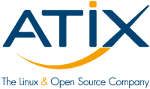 Sponsor-Logo: ATIX Information Technology and Consulting AG